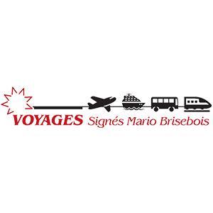 Voyages Signés Mario Brisebois
